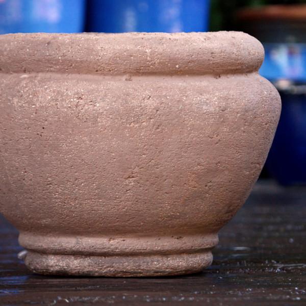 Vasos de cimento e fibra de vidro 15